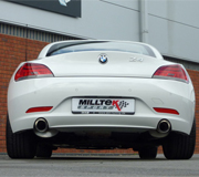 BMW Z4 e89 with Milltek exhaust